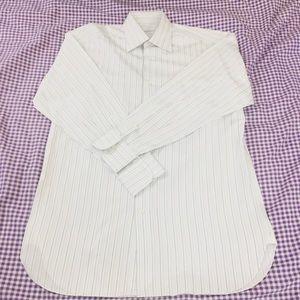 """Ermenegildo Zegna Dress Shirt - 15.5"""" (M)"""